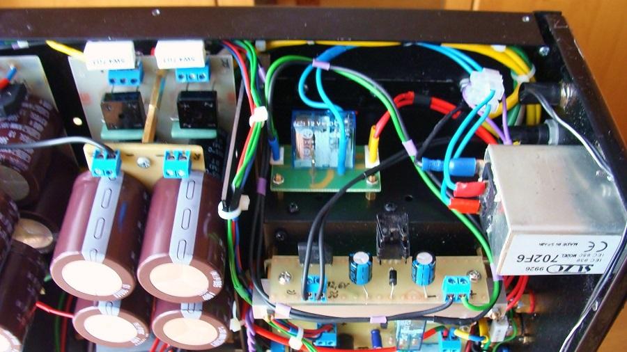 17 Płytka z przekaźnikiem Power.JPG