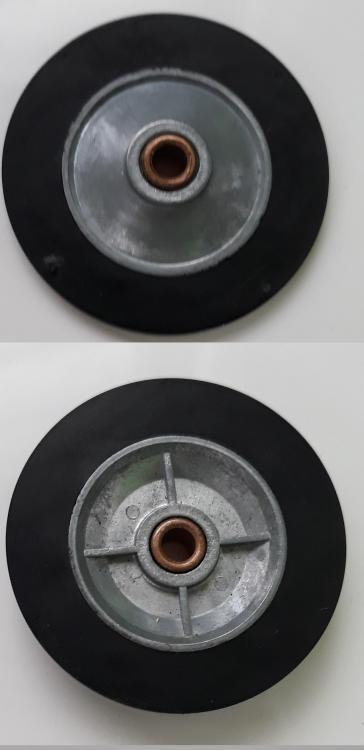 Koło napędowe do gramofonu.jpg